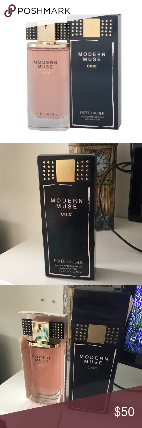 Modern Muse Chic Perfume By Estee Lauder In 2020 Chic Perfume Modern Muse Estee Lauder Brands