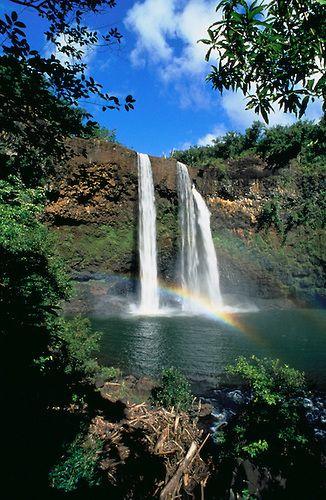 Wailua Falls Kauai Hawaii Hawaiianforyou Com