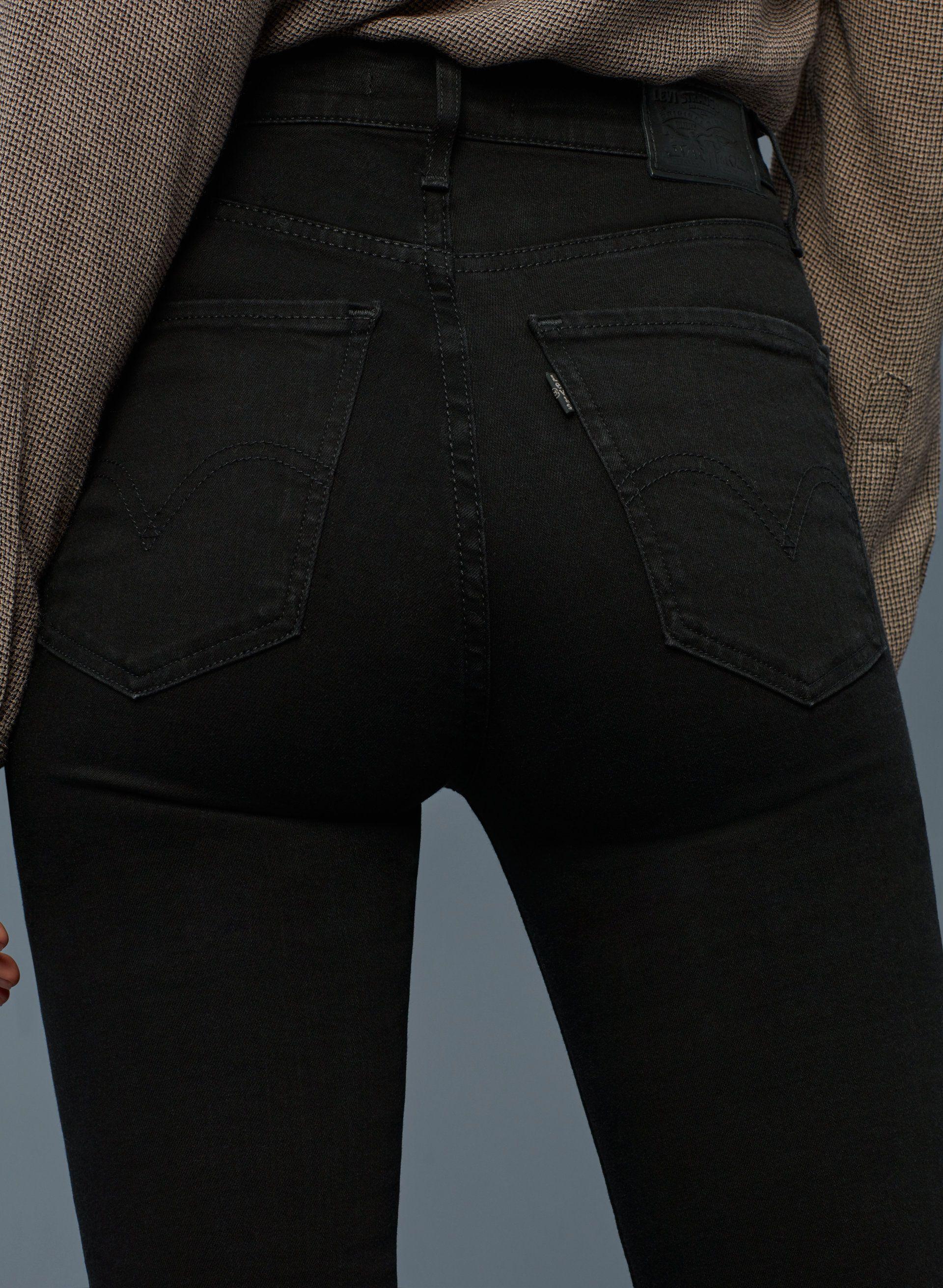 0f802dd0da32 Mile high night | clothes | Jeans, High jeans, Black levi jeans