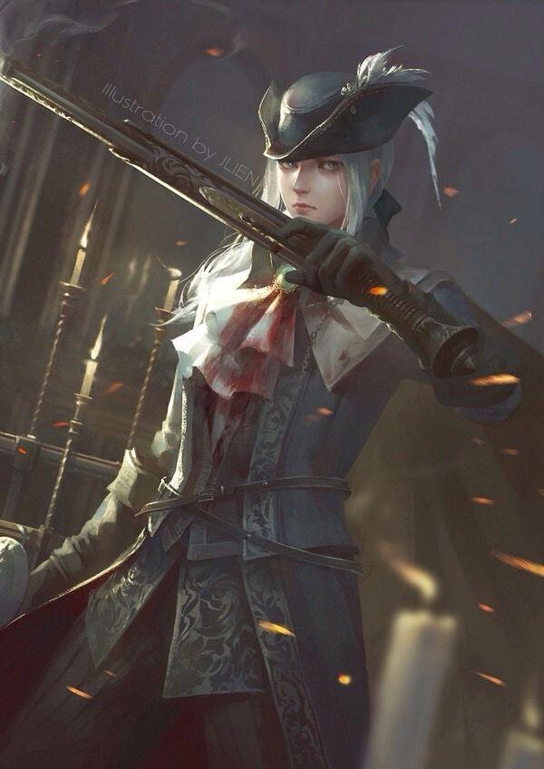 Pin By Requiem On Bloodborne Bloodborne Art Bloodborne Character Art