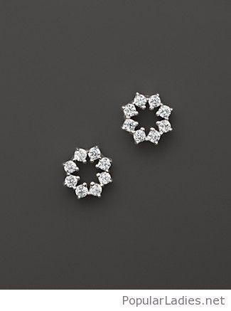 f169e5e7d Beautiful star earring design | Jewelry designing | Earrings ...
