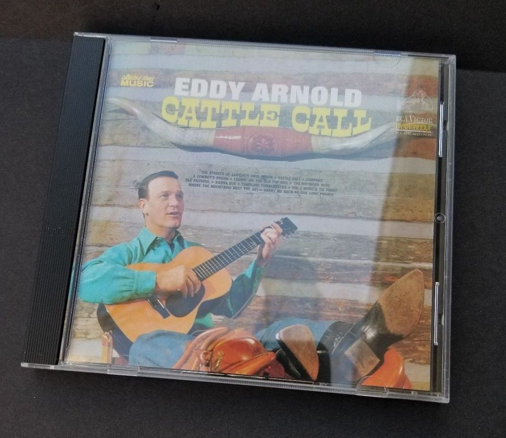 Details About Eddy Arnold Cattle Callthereby Hangs A Tale New Cd