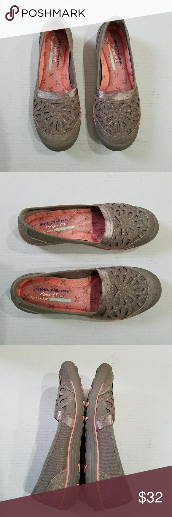 Sketchers Women's Slip On Loafers Shoes Size 7 Sketchers