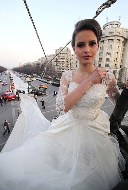 La plus belle robe mariage du monde