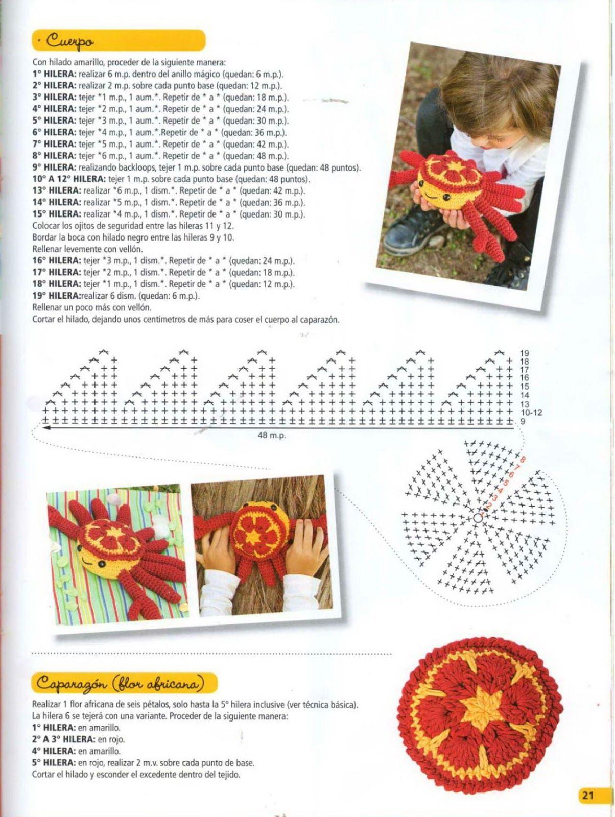 revistas de manualidades gratis | Crochet | Pinterest | Revistas de ...