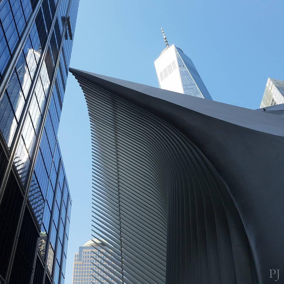 Ground Zero - Manhattan, New York City. - - - - - #photooftheday #pictureoftheday #picoftheday #gramoftheday #newyorkcity #newyork #manhattan #nyc #ny #cityscape #streetart #streetstylenyc #streetstyle #street #streets #streetphotographynyc #streetphotography #groundzero #oculus #freedomtower #architecture #architecturephotography #skyline #skyscrapers #skyscraper #architectureporn #tower #skynbuildings #building #buildings #groundzeronyc Ground Zero - Manhattan, New York City. - - - - - #photoo #groundzeronyc
