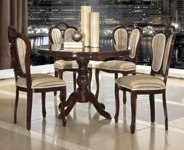 This Pamela Dining Set Style Of The Extending Dining Set Means