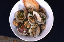 Get the recipe for Valerie Bertinelli's Pasta Alle Vongole, one of the many classic Italian comfort food recipes she shares in her cookbook, One Dish at a Time. #valeriebertinellirecipes Get the recipe for Valerie Bertinelli's Pasta Alle Vongole, one of the many classic Italian comfort food recipes she shares in her cookbook, One Dish at a Time. #valeriebertinellirecipes