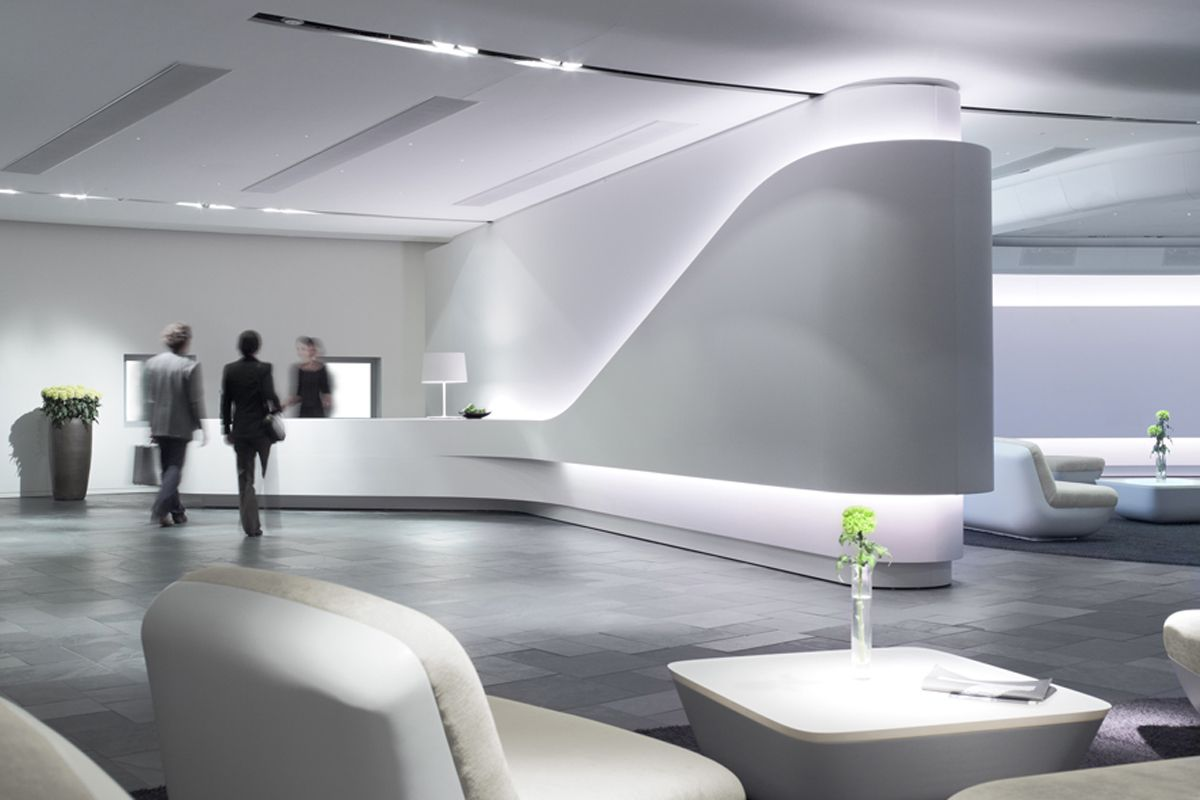 Deutsche Telekom TGallery X.0 Corporate interior design