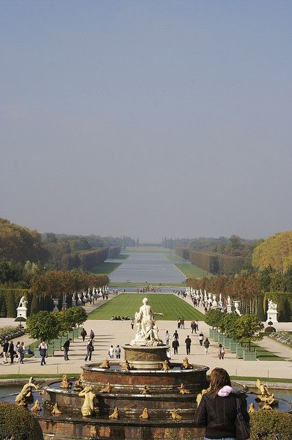 Palace of Versailles's Gardens