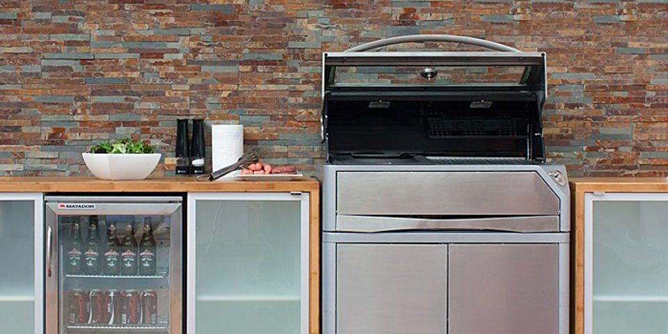 what to consider when installing an outdoor kaboodle kitchen bunnings war outdoor kitchen on kaboodle kitchen microwave id=56128