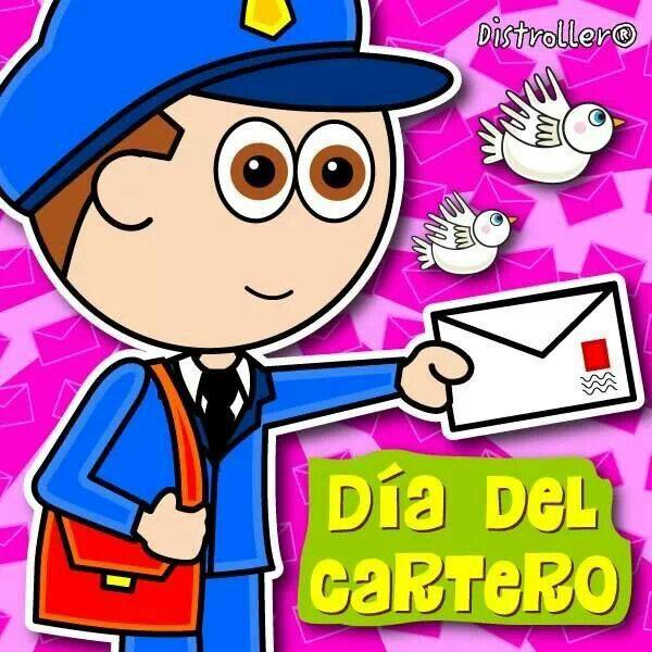 Dia Del Cartero Distroller Quotes Character Mario Y Fictional