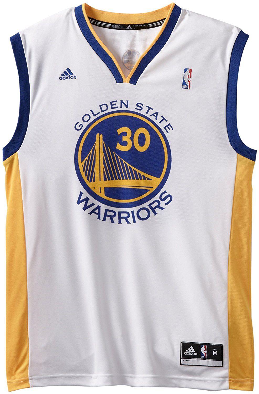 72a3ed64 NBA #Golden #State Warriors Stephen #Curry #30 Men's Replica Jersey ...