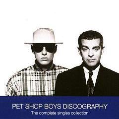 Pet Shop Boys Discography Album Covers Pet Shop Boys Album