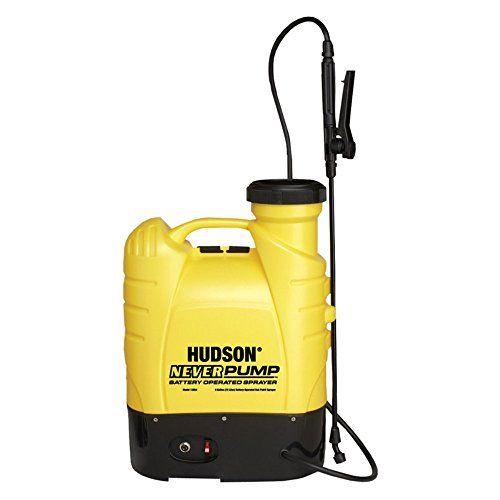 H D Hudson Neverpump Bak Pak Sprayer Neverpump 4 Gal Bak Pak Chemical Sprayer 72 Inch Pvc Sprayer Style Hose With 20 Inch Poly Sprayers Power Sprayer Pumps