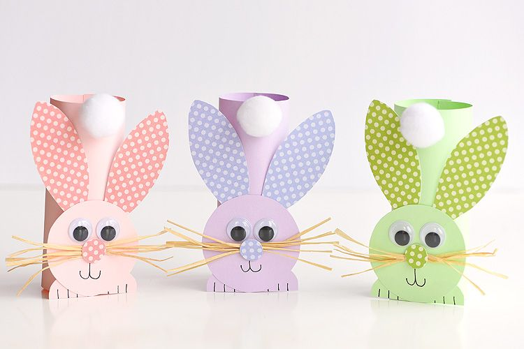 Easter Craft Kit Rabbit Chick Basket Ornament Craft Set Decorating Craft Kit