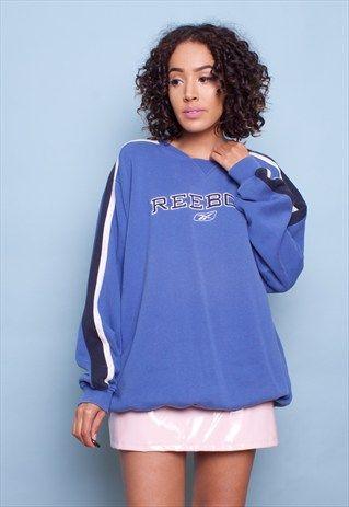 REEBOK Vintage Jumper Sweater 140657
