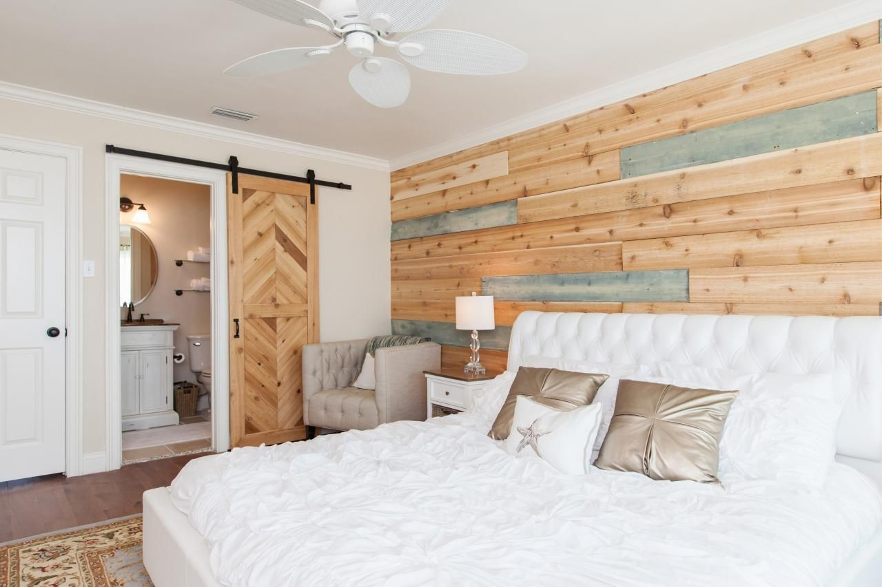 Traditional Beach House Bedroom With A Twist From Hgtv S