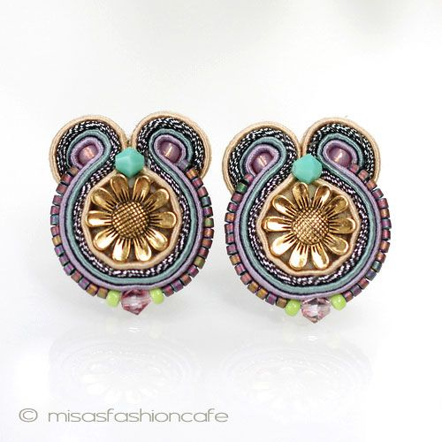 DoriCsengeri earrings ドリ・チャングリ クリップイヤリング ジュエリーポーチ付属