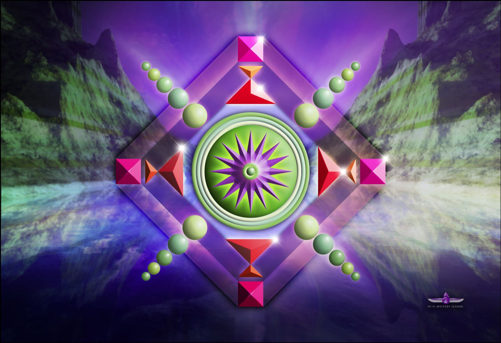 Soul (Personalized) #SacredGeometry Art