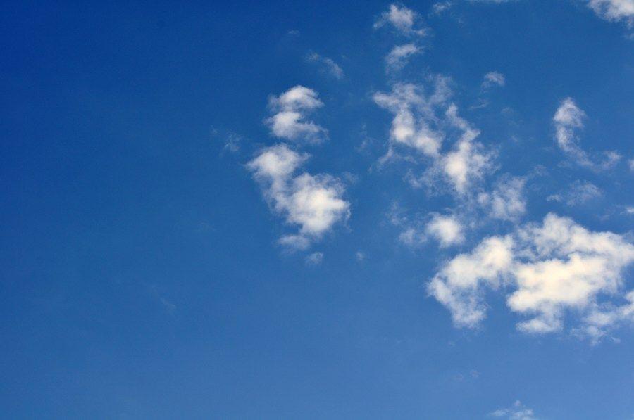 Cielo, Fondo, Background, Nube, Nubes, Azul,
