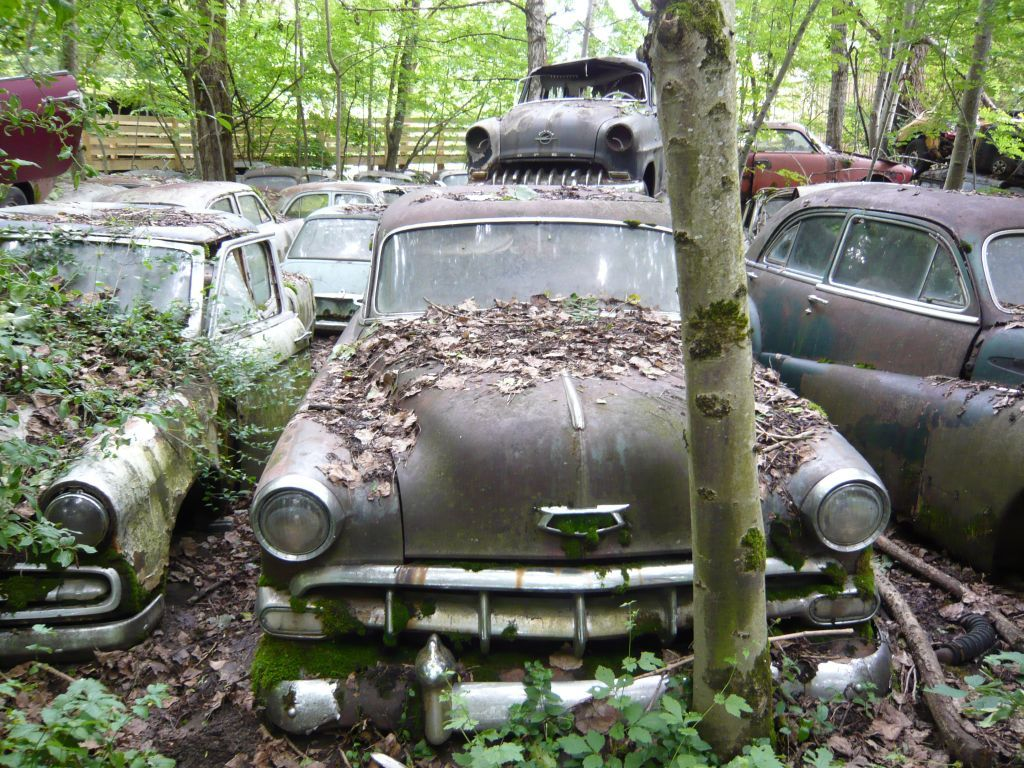 Antique Junk Yards | History Old Time Junk Yard Photos PIX 1920 to ...