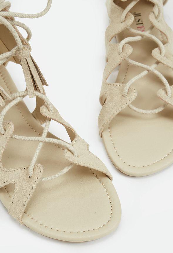 Bettsy Schuhe In Taupe Gunstig Kaufen Bei Justfab Sommer