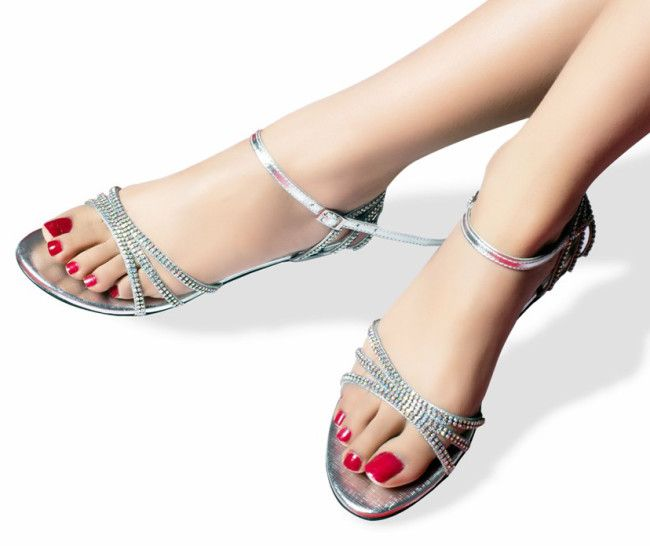 Stylish Flat Sandal CollectionShoes For Uk Girls 2015