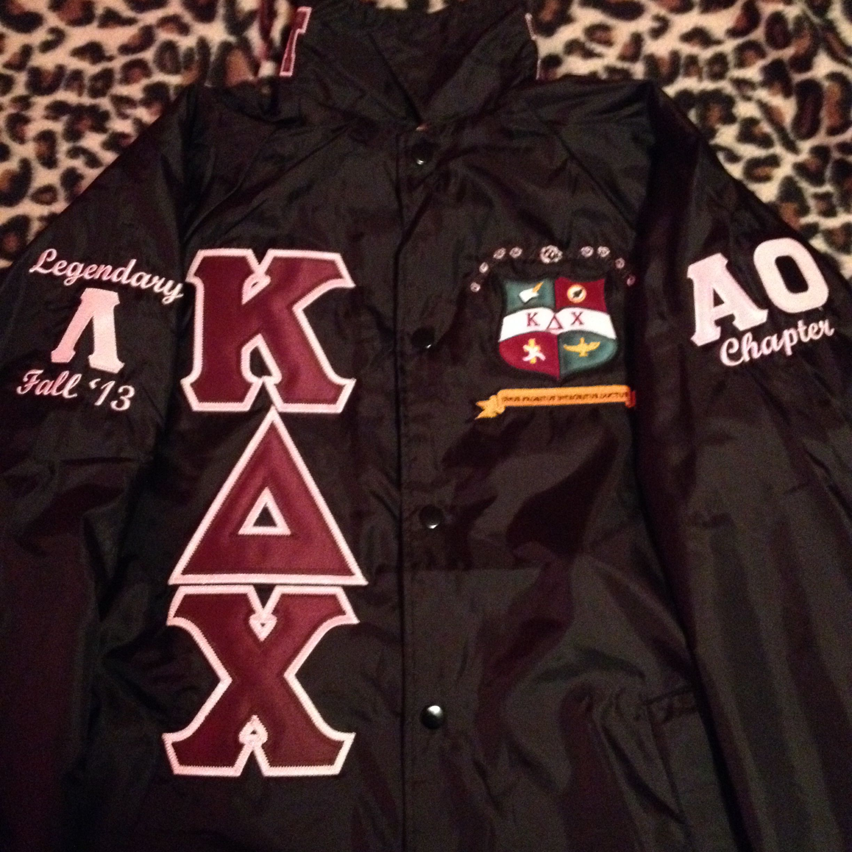06b68da31f My Line jacket. #KappaDeltaChi #KDChi #ΚΔΧ | Kappa Delta Chi | Kappa ...