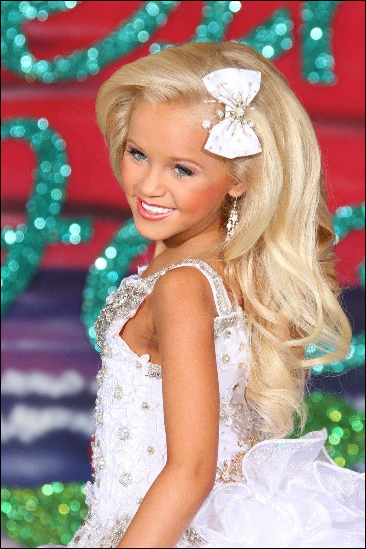 Pageant Hairstyles For Kids Pageant Hair Glitz Pageant Hair Pageant Girls