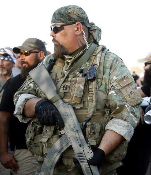 As a veteran, it's hard to watch civilian mosque protesters pretend to be soldiers while they harass fellow Americans