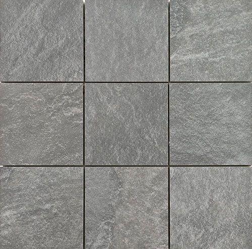 Mosaico surprise gris 30x30 cm arcana tiles for Mosaico ceramico exterior