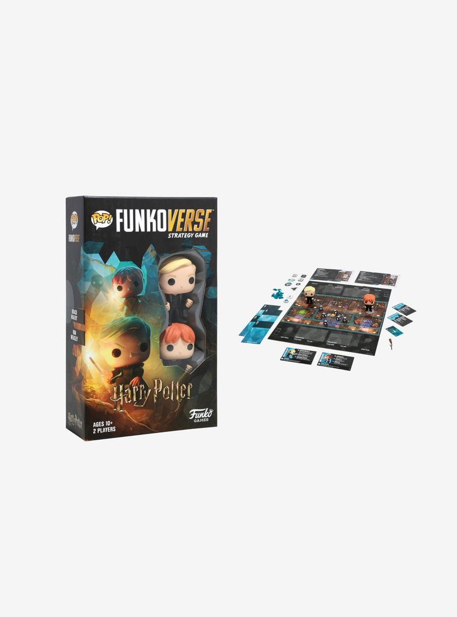 Funko Pop Funkoverse Harry Potter 101 Strategy Game In 2020