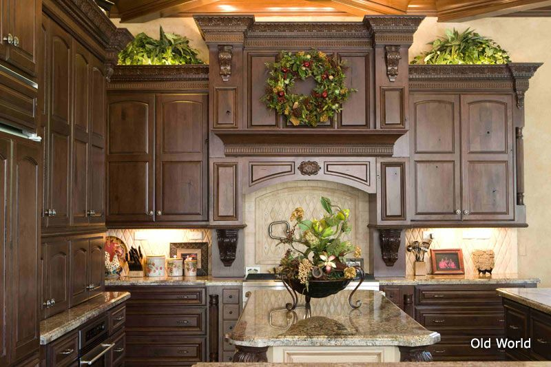 Excellent Old World Kent Moore Cabinets Certified Kitchen Cabinets Home Interior And Landscaping Oversignezvosmurscom