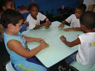 J.I.M.Cirandinha: Por que Modelagem na Educação Infantil?