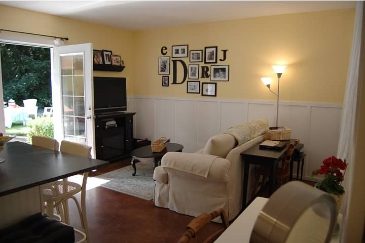 Garage Converted Into A Family Room French Doors In Place Of The Garage Door How To Make 7th