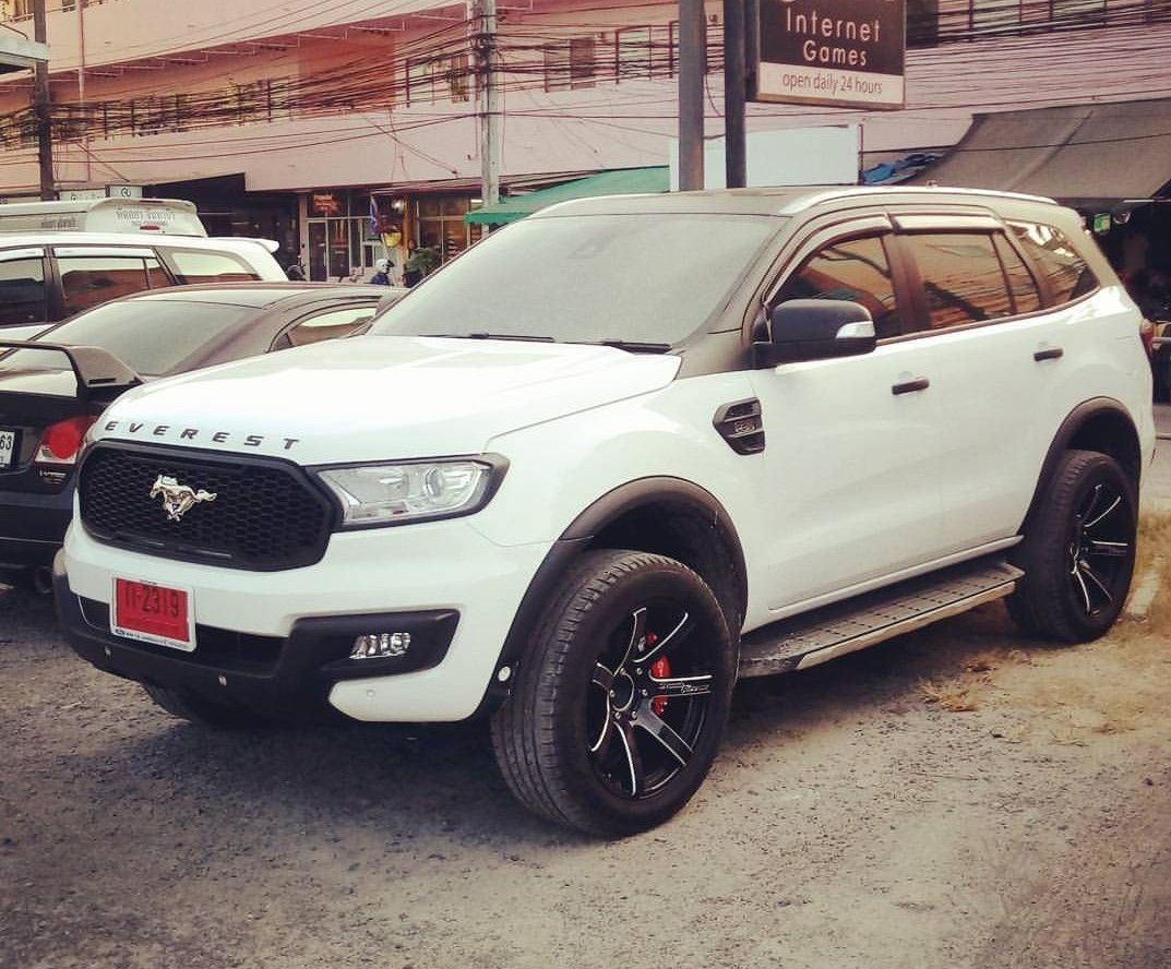 Ford Everest Ford Suv Car Ford Ford Ranger Modified