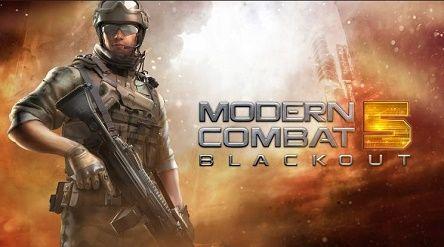 Modern Combat 5: Blackout v2 1 0g Android Apk Hack Mod