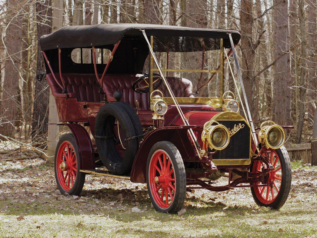 1906 Studebaker Model G Touring - (Studebaker Corporation, South ...