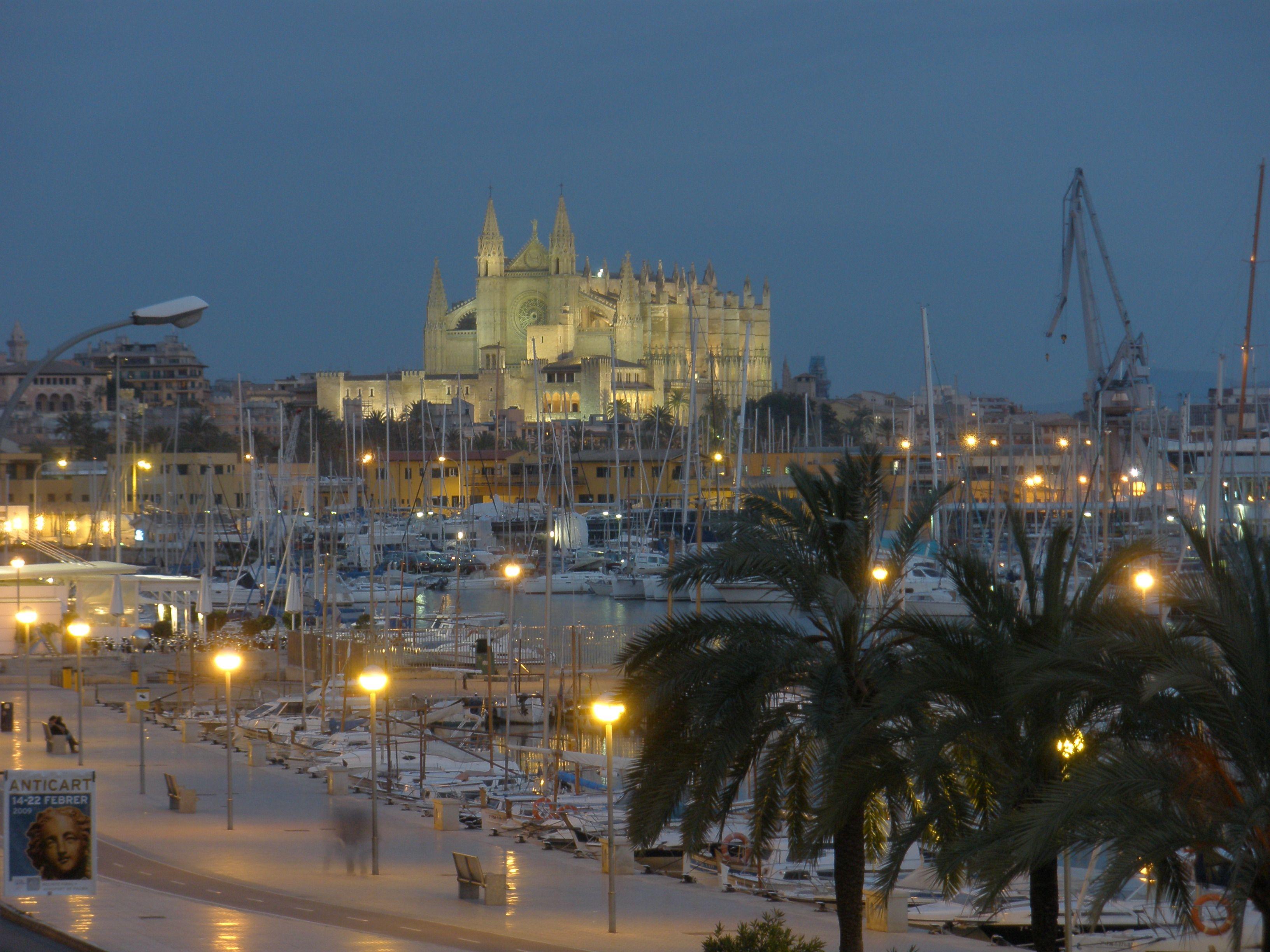 Palma De Mallorca Palma De Mallorca Mallorca Palmas