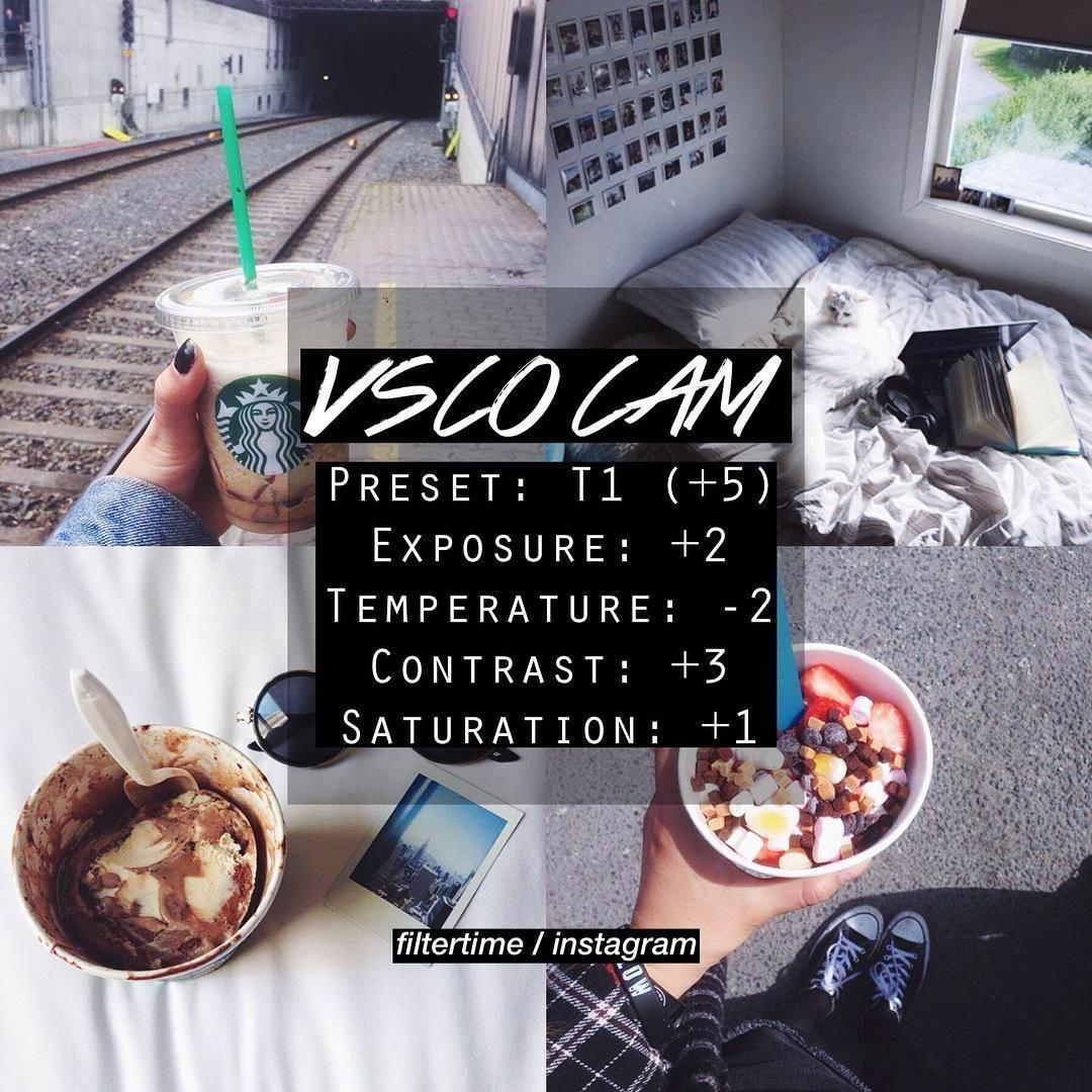 100 Vsco Filter Setting Untuk Gambar Instagram Yang Lebih Cantik Cool 1 Instagram Fotografi Filter