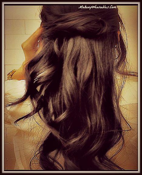 Photo of Hair tutorial video for medium long hair | Waterfall Twist B…