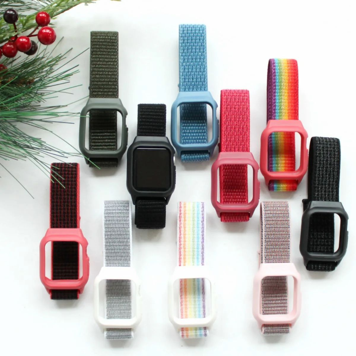 ad Cute Apple Watch Bumpers and Bands. Protect your watch