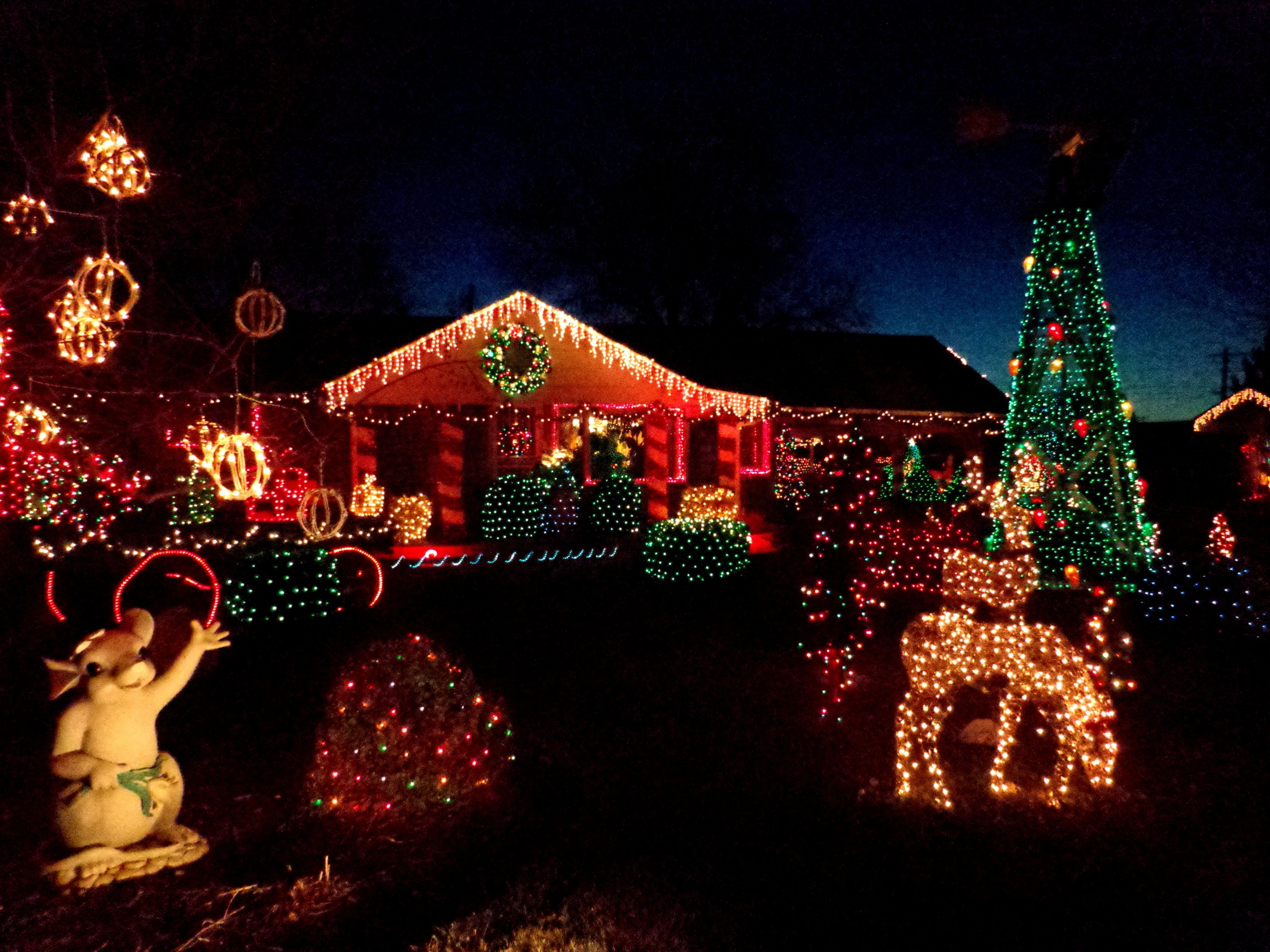 Large Outdoor Christmas Decorations | ... Large Outdoor Then Decoration Outdoor Decorations in Outdoor Christmas