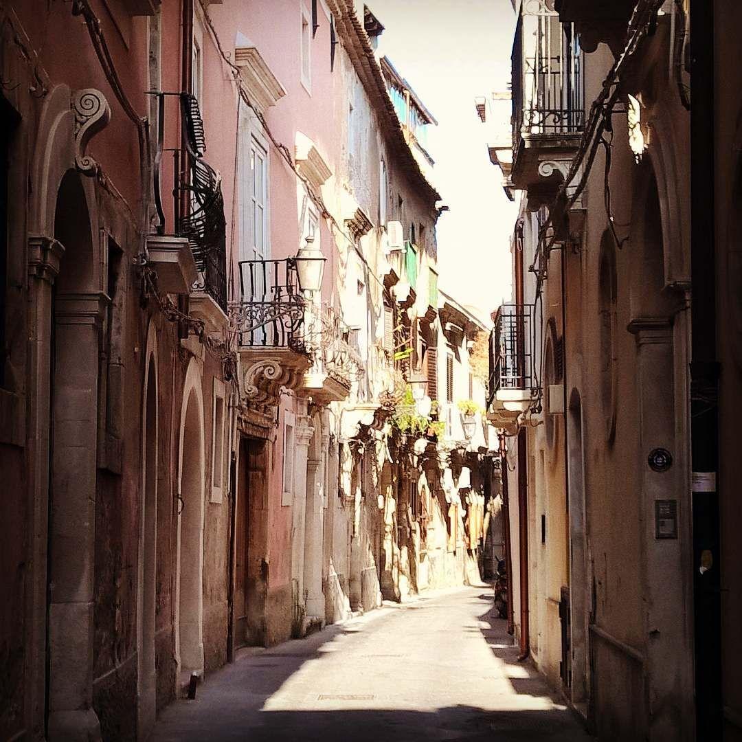 Ortigia Siracusa Sicilia BellaItalia barocco
