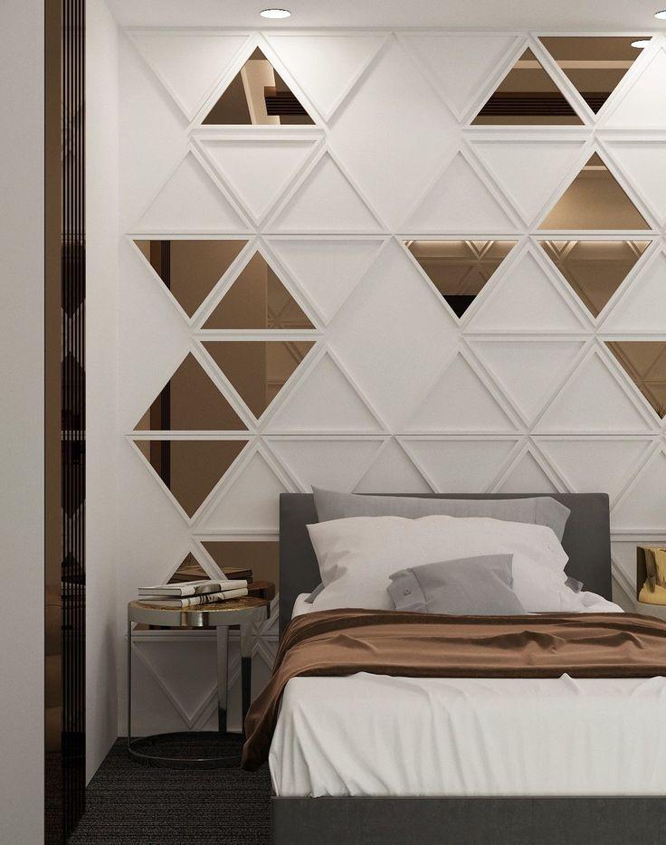 Wanddesign Im Schlafzimmer Neu Entdecken Design