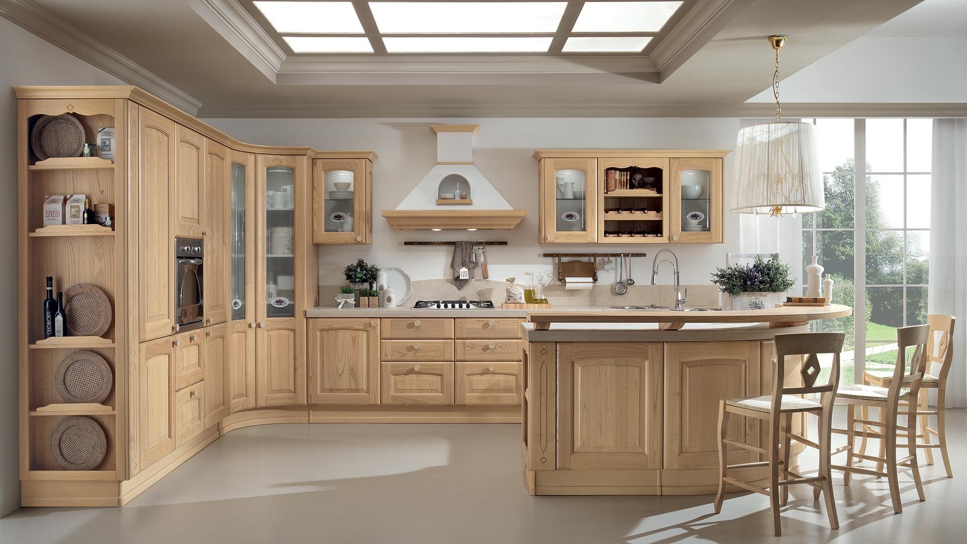 Veronica - Cucine Classiche - Cucine Lube | cucina lube Veronica nel ...