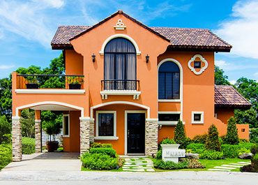 Crown Asia Top Developer Of Houses In The Philippines House And Lot For Sale Philippine Affordable House Plans Narrow House Designs House Construction Plan