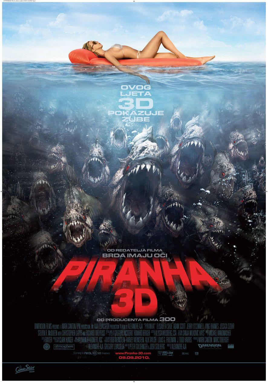 Pirahna Film Online Film Completi Film Dell Orrore