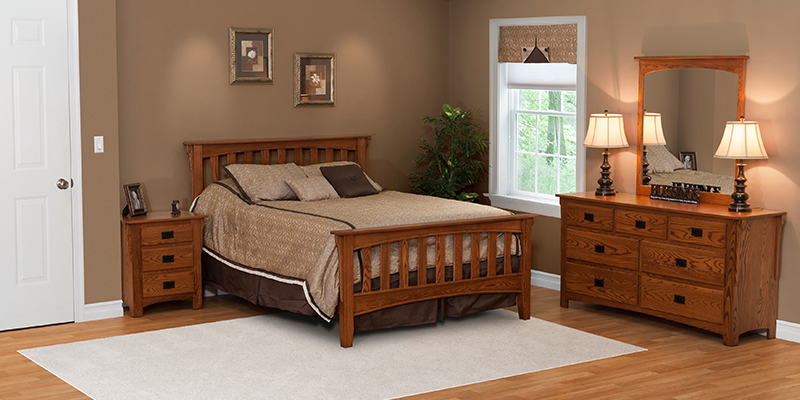 Bedroom Furniture Styles Furnishing Homes With Mission Style Letstalkct